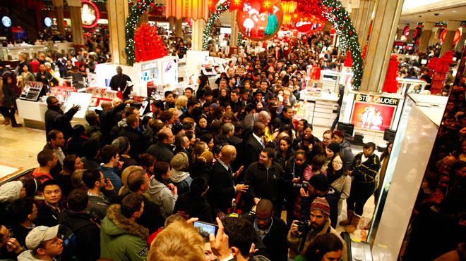 When Black Friday Comes The Analog Kid