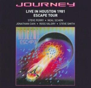 Live in Houston 1981_ The Escape Tour