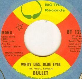 White Lies, Blue Eyes