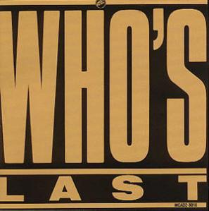 Who's Last [Disc 1]