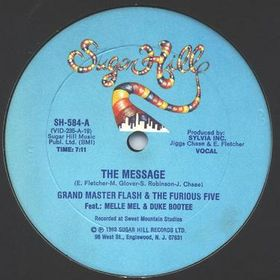 Grandmaster Flash & The Furious Five_ Singles & B-Sides