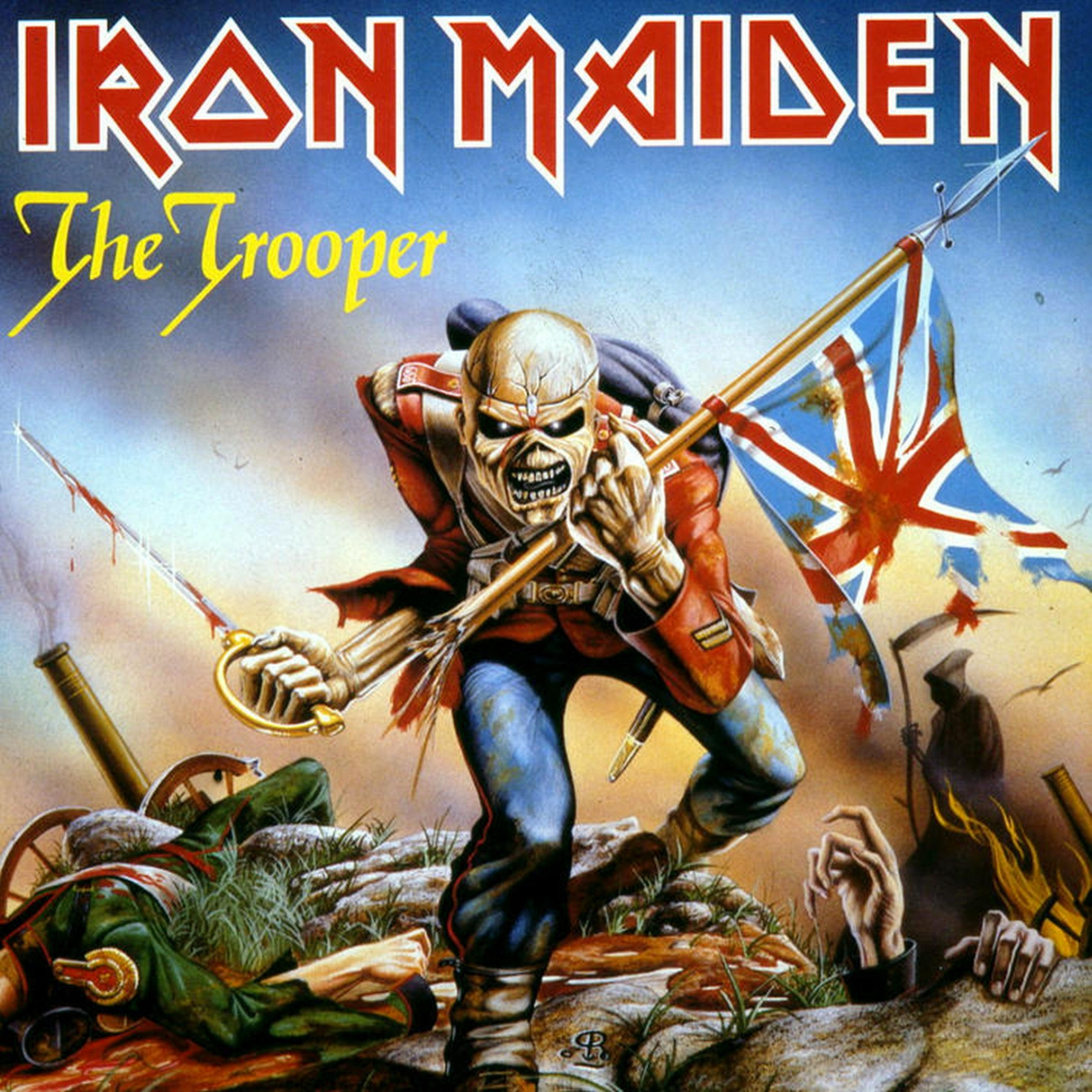 Iron Maiden  Seventh Son Of A Seventh Son at Discogs