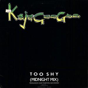 Kajagoogoo_ Singles & B-Sides