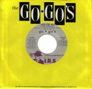 The Go-Go's_ Singles & B-Sides 1