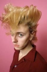 Brian Setzer of The Stray Cats