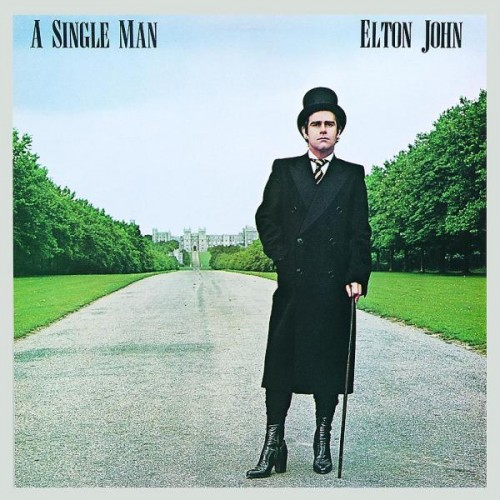 Lost In The Flood Hard To Find 70s Albums Elton Johns A Single Man on elton john albums