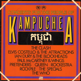 Concerts For The People of Kampuchea 3