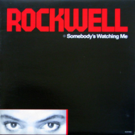 "Groovy Tuesday: Rockwell's ""Somebody's Watching Me"""
