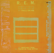 "EP-iphanies: R.E.M.'s ""Fall On Me"" [U.K. 12″]"