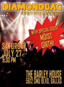 Live at the Barley House_ 7_27_2013