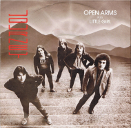 "45 RPM: Journey's ""Open Arms"" [U.S. 7″]"