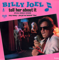 "EP-iphanies: Billy Joel's ""Tell Her About it"" [U.K. 12″]"