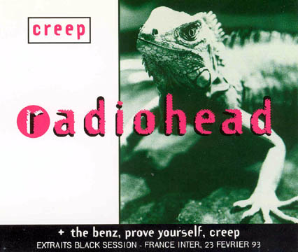 Creep [French Ltd. Edition CD]