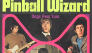"""45 RPM: The Who's """"Pinball Wizard"""" [German7″]"""