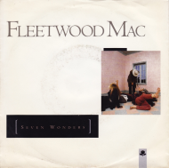 "45 RPM: Fleetwood Mac's ""Seven Wonders"" [U.S. 7″]"