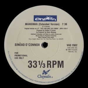 Sinéad O'Connor_ Singles & B-Sides