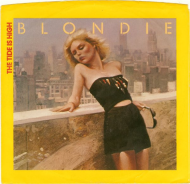 "45 RPM: Blondie's ""The Tide Is High"" [U.S. 7″]"
