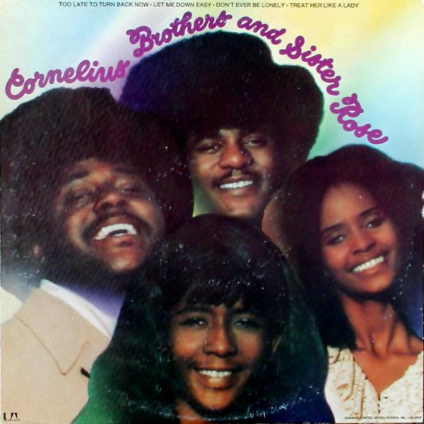 Groovy Tuesday Cornelius Brothers And Sister Rose The