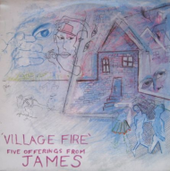 "EP-iphanies: ""Village Fire: Five Offerings From James"" [French 12″]"