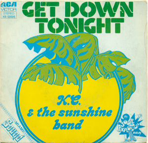 K.C. & The Sunshine Band_ Singles & B-Sides
