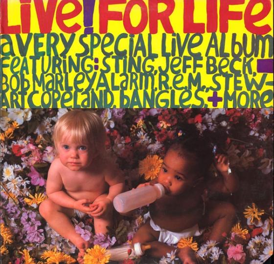 Live! For Life [320 kbps]