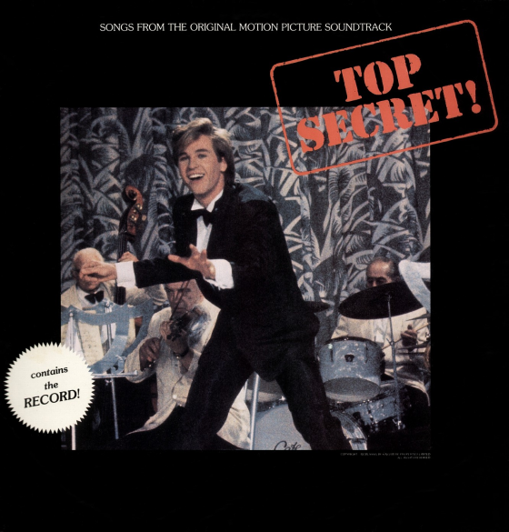 Top Secret! [Songs From The Original Motion Picture Soundtr