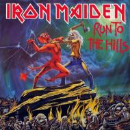 "45 RPM: Iron Maiden's ""Run To The Hills"" [U.K.7″]"