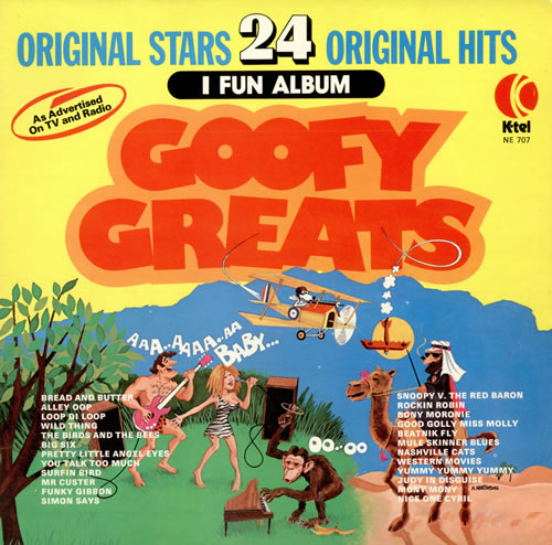 Goofy Greats 6
