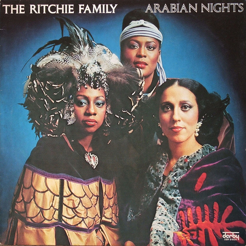 Groovy Tuesday The Ritchie Family S Arabian Nights
