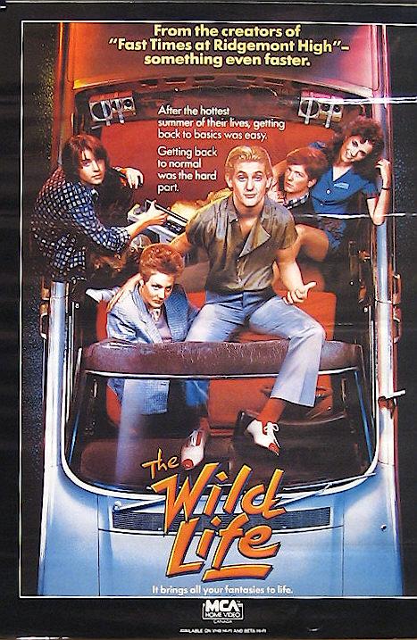 Wild Life VHS