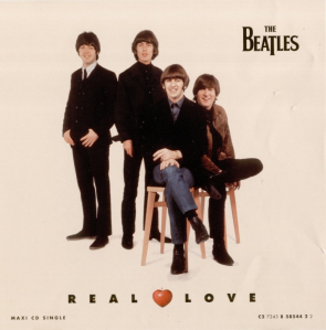 Real Love [U.S. CD Single]