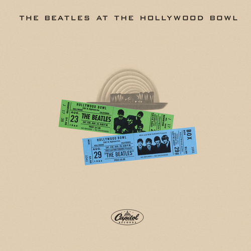 The Beatles At The Hollywood Bowl [320 kbps]