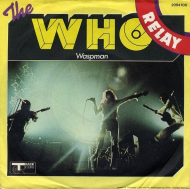 "45 RPM: The Who's ""Relay"" [German 7″]"
