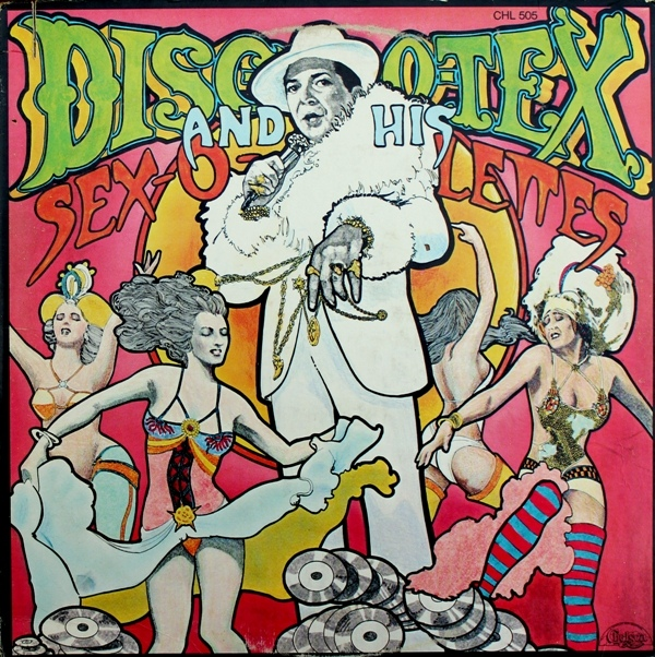 Disco Tex & His Sex-O-Lettes / New York City - Get Dancing / I'm Doing Fine Now