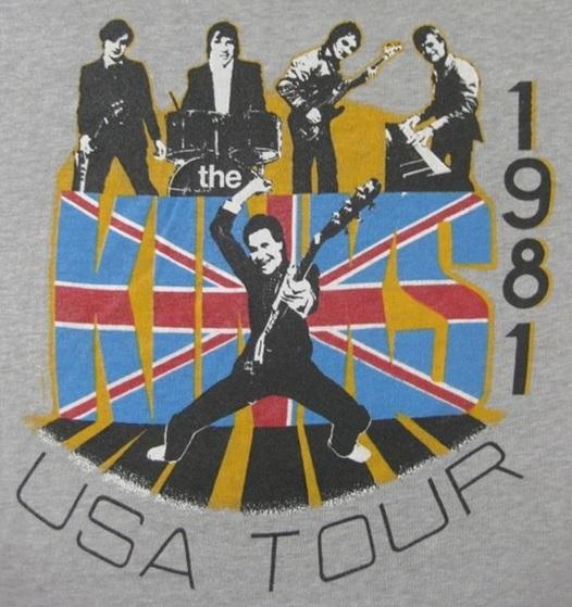 Kinks 1981