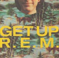 """45 RPM: R.E.M.'s """"Get Up"""" [U.S.7″]"""
