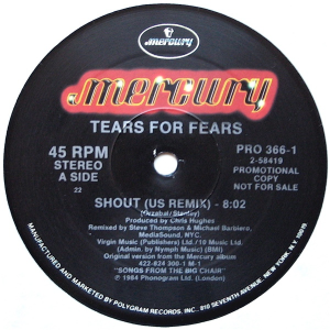 Shout [U.S. Promo 12_]