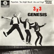 """EP-iphanies: Genesis' """"3 x 3″ [U.K.12""""]"""